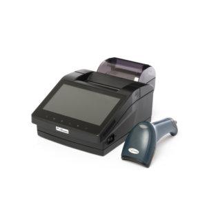 """Комплект POScenter A7L + Сканер штрих-кода Poscenter HH 1D, USB (г. Уфа, компания """"АЙ-ТИ ПРОЕКТ"""" - комплексная автоматизация торговли)"""