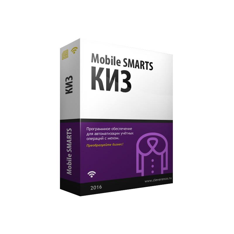 """Mobile SMARTS: КИЗ (г. Уфа, компания """"АЙ-ТИ ПРОЕКТ"""" - комплексная автоматизация торговли)"""