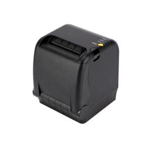 """Принтер чеков 80 мм, Sewoo SLK-TS400 UE_B (220мм/сек., USB, Ethernet) черный (г. Уфа, компания """"АЙ-ТИ ПРОЕКТ""""- комплексная автоматизация торговли)"""