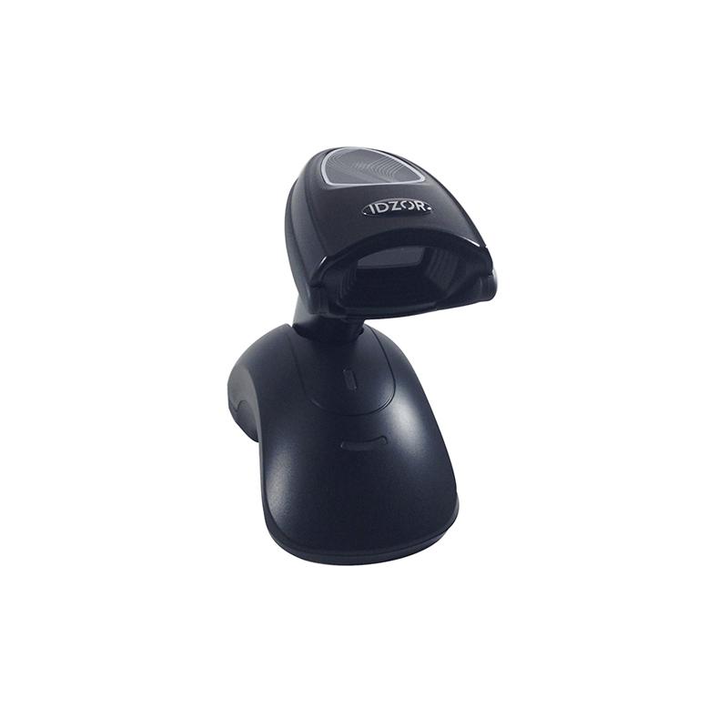 """Сканер штрих-кода IDZOR 9750BT 2D Bluetooth c подставкой POGO PIN (г. Уфа, компания """"АЙ-ТИ ПРОЕКТ""""- комплексная автоматизация торговли)"""
